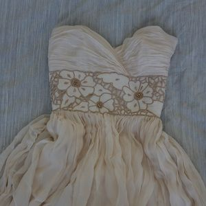 NEW laundry silk dress
